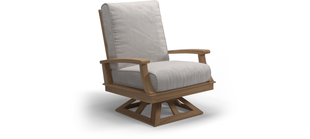 Swell Ventura Swivel Rocker Lounge Chair Onthecornerstone Fun Painted Chair Ideas Images Onthecornerstoneorg