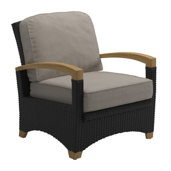 Plantation Sectional Reclining Lounge Chair