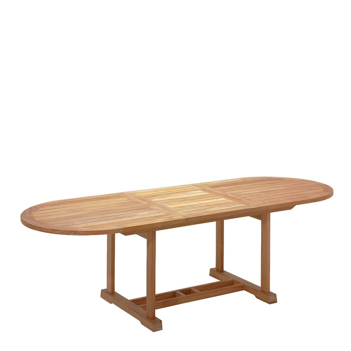 Bristol Small Oval Extending Table