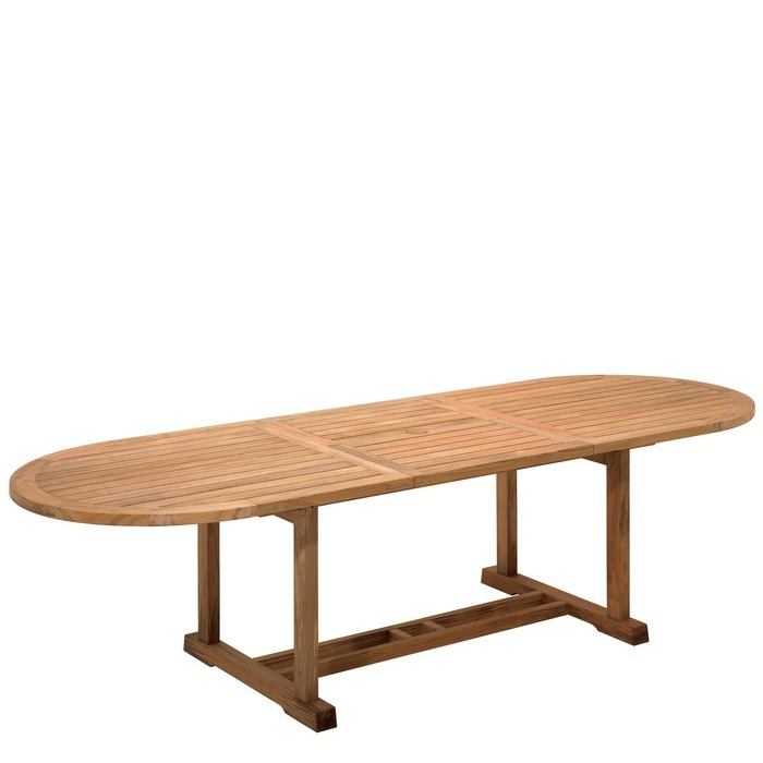 Bristol Large Oval Extending Table