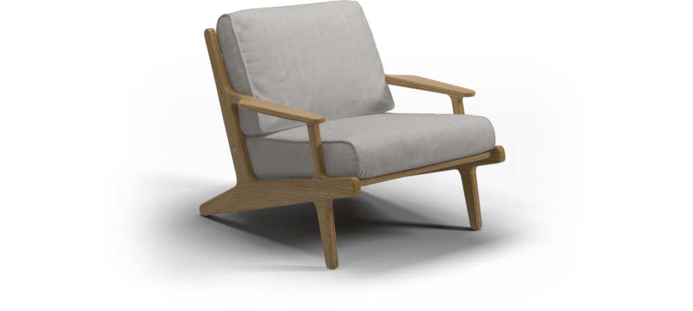 Superb Bay Lounge Chair Customarchery Wood Chair Design Ideas Customarcherynet