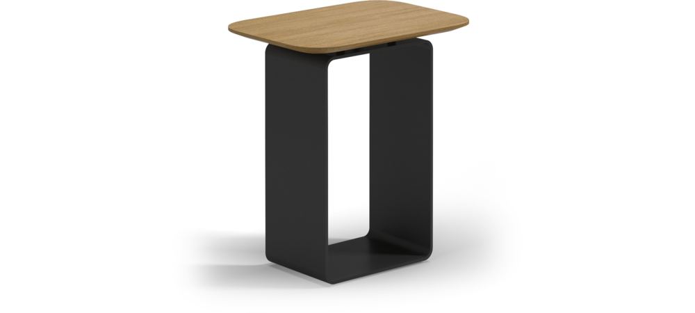 Gloster   Clamp High Side Table
