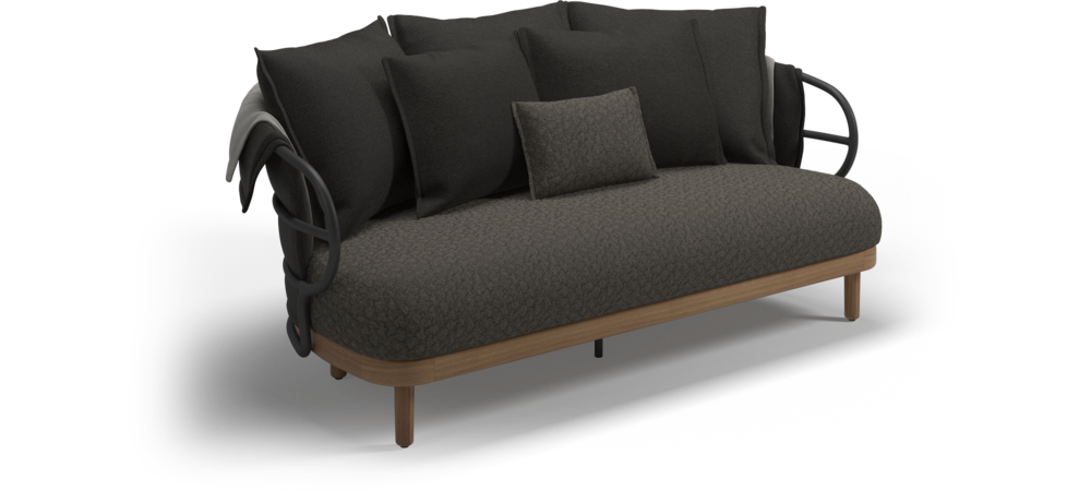 Dune 2 Seater Sofa Gloster