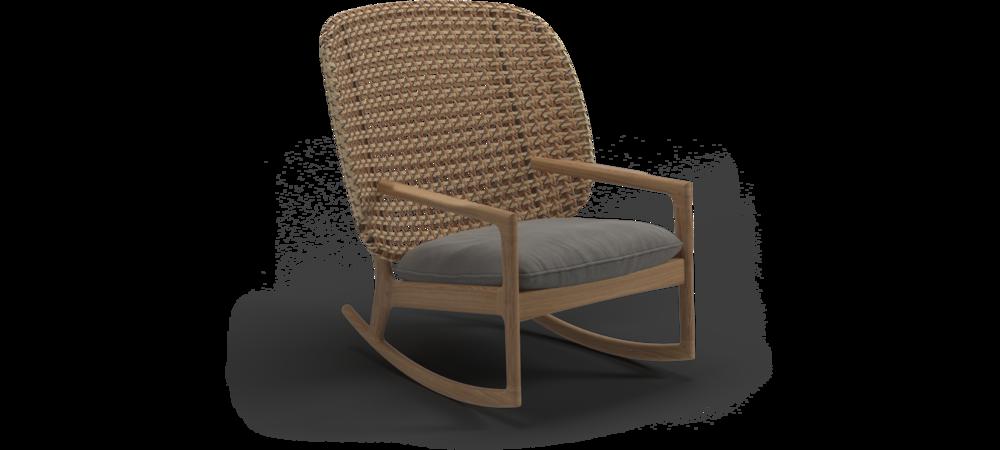 Surprising Kay High Back Rocking Chair Download Free Architecture Designs Xerocsunscenecom