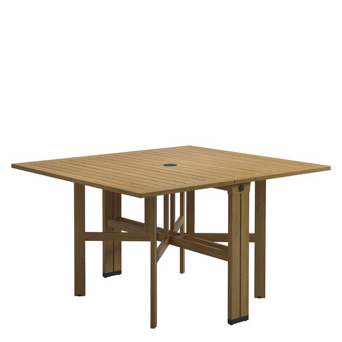 voyager rectangular gateleg table