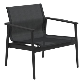 180 Stacking Lounge Chair (Meteor / Anthracite)