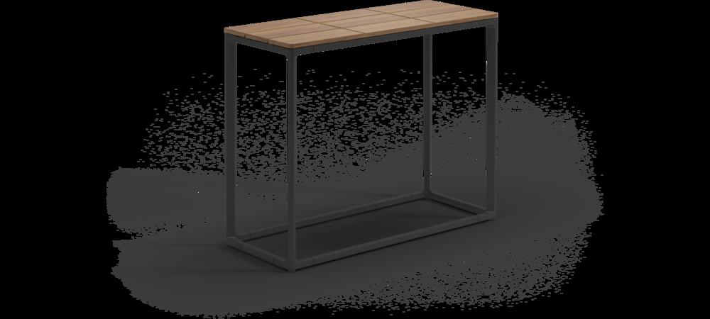 Outstanding Gloster Maya Low Console Table Inzonedesignstudio Interior Chair Design Inzonedesignstudiocom
