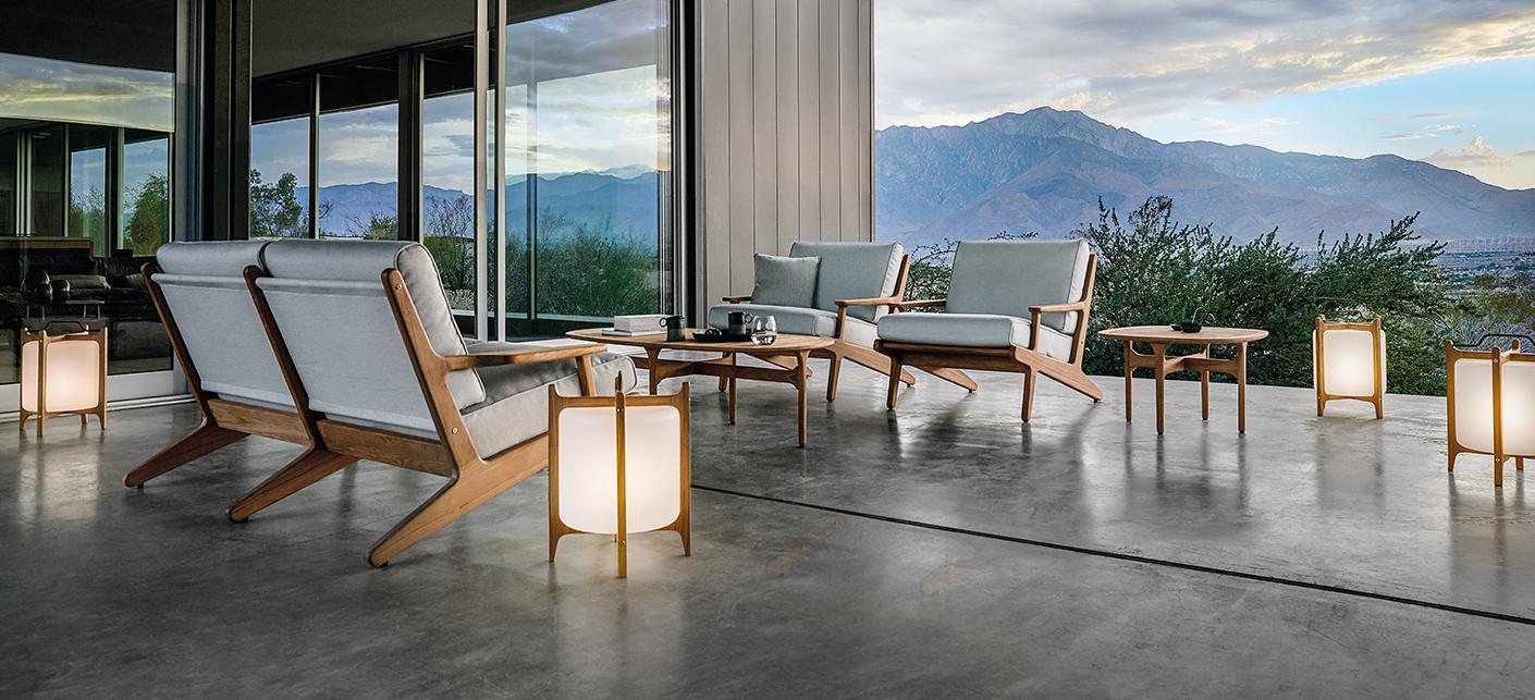 gloster teak furniture modern luxury outdoor furniture gloster rh gloster com