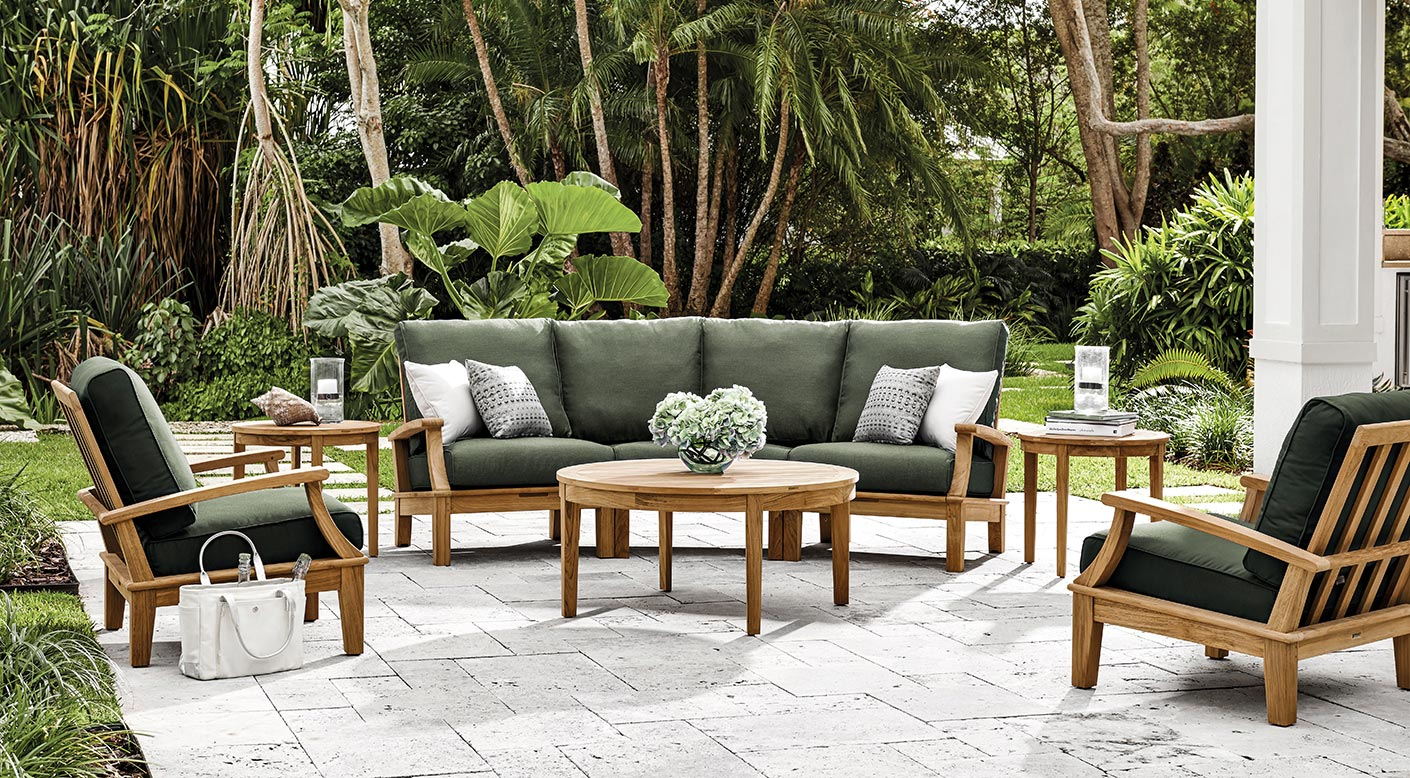 Outdoor Furniture Collections Ventura Outdoor Lounge Collection